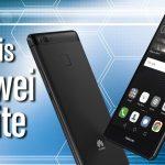 Análisis de Huawei P9 Lite