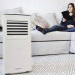 10 Mejores aires acondicionados portátiles