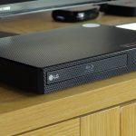 Análisis del reproductor Blu-ray LG BP350