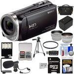 Análisis detallado de la cámara Sony HDR-CX405 Handycam