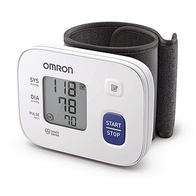 monitores de presión arterial Omron