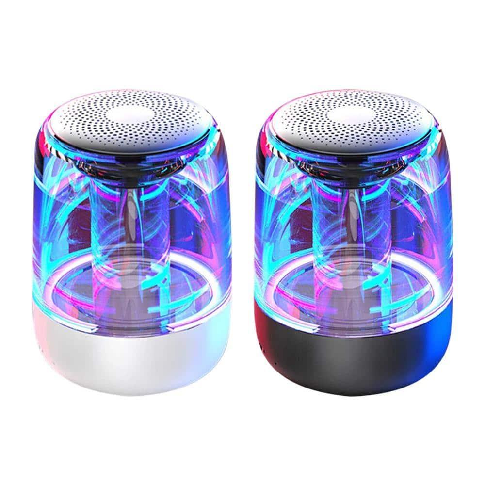 altavoces Bluetooth con luces