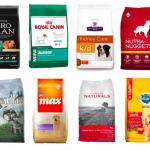 Las 10 mejores alimentos para cachorros