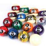 Los 10 mejores juegos de bolas de billar
