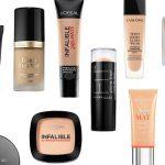 Las 10 mejores bases de maquillaje para pieles grasas