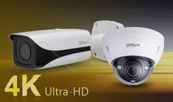 cámaras de seguridad 4k