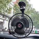 Los 5 mejores ventiladores para coches