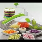 ¿Cómo usar un cortador de verduras en casa?