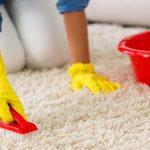 Las mejores formas de limpiar alfombras sin aspiradora