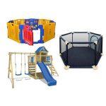 Los 10 mejores parques infantiles para comprarle a tu hijo