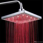 Los 10 mejores cabezales de ducha LED