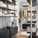 Cómo elegir el mejor armario para guardar la ropa