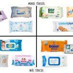 Las 10 mejores toallitas para bebés