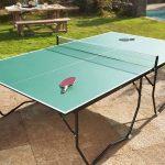 Cómo escoger la mejor mesa de Ping Pong