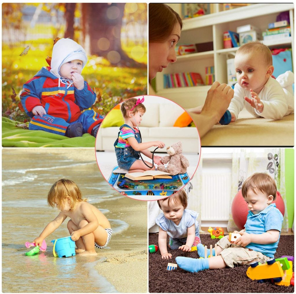 Centro de actividades de bebé