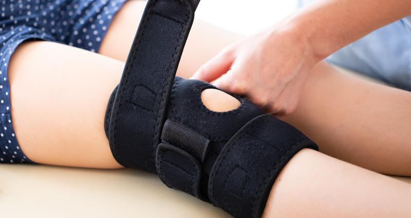 Rodillera ortopedica