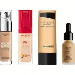 Las 10 mejores bases de maquillaje para pieles mixtas