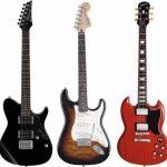 Cómo elegir la mejor guitarra eléctrica